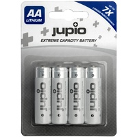 Jupio 4 x Lithium VPE-12 AA Batteries