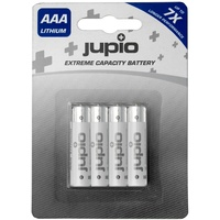 Jupio 4 x Lithium VPE-14 AAA Batteries