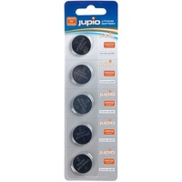 5 x Jupio CR2032 3V Batteries