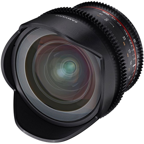 16mm T2.6 VDSLR UMC II Olympus FT Full Frame