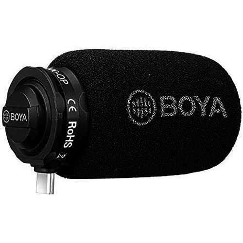 BOYA BY-DM100-OP Clip-On Digital Lavalier Microphone for DJI OSMO™ Pocket