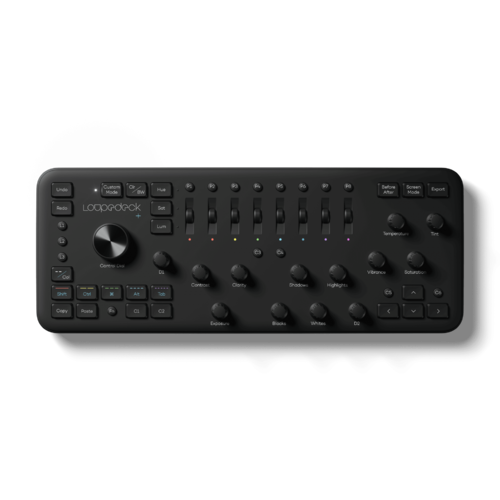 Loupedeck+ Photo Editing Console