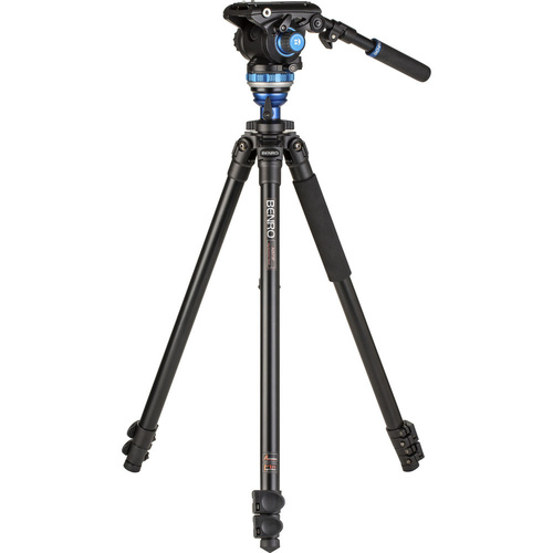 Benro A2573F (S6PRO Head) Aluminium Video Tripod Kit