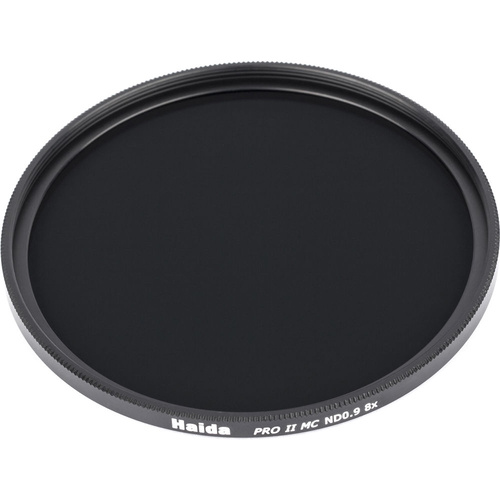 Haida Classic Round PROII Multi-Coated ND 0.9 (8x) Filter - 3 Stop